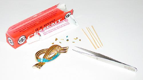 tools for rhinestone repair